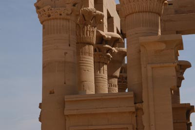 Baalbek's Aswan Columns Linked To The Pyramids? TrajanColumn03
