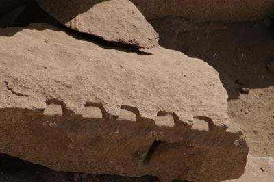 Egyptian Journey 2003: Photos: Aswan: Unfinished Obelisk ...