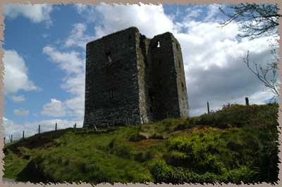 Lost In Ireland Castles Dunmanus Castle